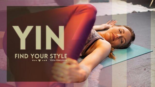 Yin Yoga for Flexibility | All Levels (30-Min)