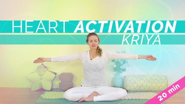 [NEW] Kundalini 3rd and 4th Chakra Activation (20-min)