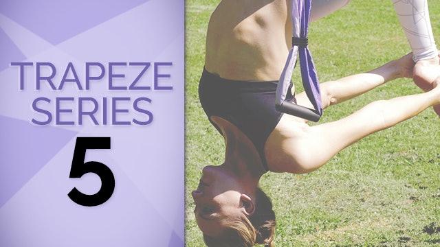 Yoga Trapeze 5 - Backbends