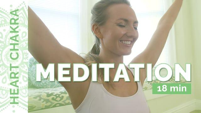 Chakra 4 - Meditation (18-min)