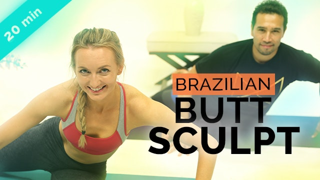 Brazilian Butt Sculpt
