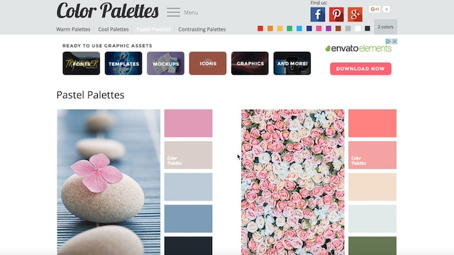 E.10.12 Choosing Brand Colors and Fonts