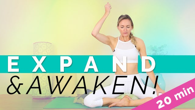 Kundalini Meditation to Expand & Awaken (20-min)