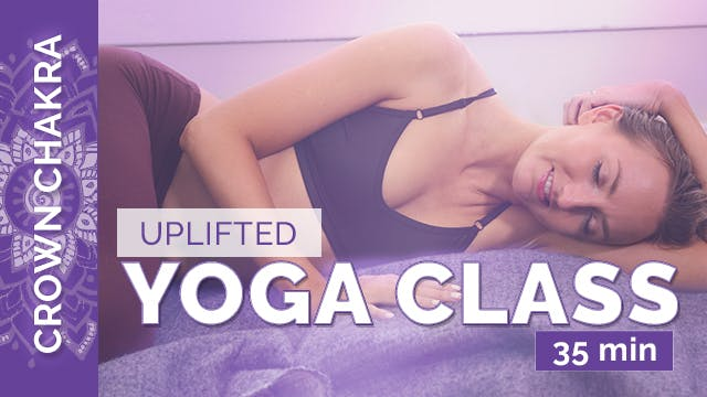 [Members Only] Chakra 7 Extended Class