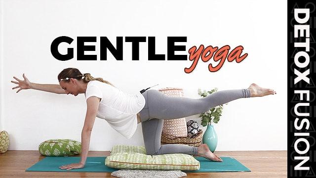Day 10 - Gentle Yoga | Vinyasa, Yin and Breath Meditation (30-Min)