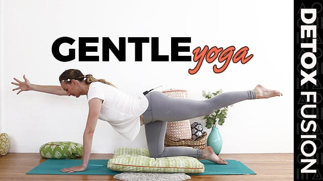Day 10 - Gentle Yoga | Vinyasa, Yin a...