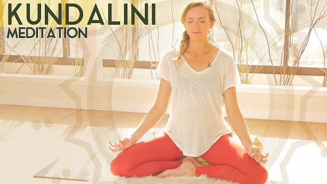 Kirtan Kriya - Silence & Bells (14 min) - Low Intensity | Seated Meditation