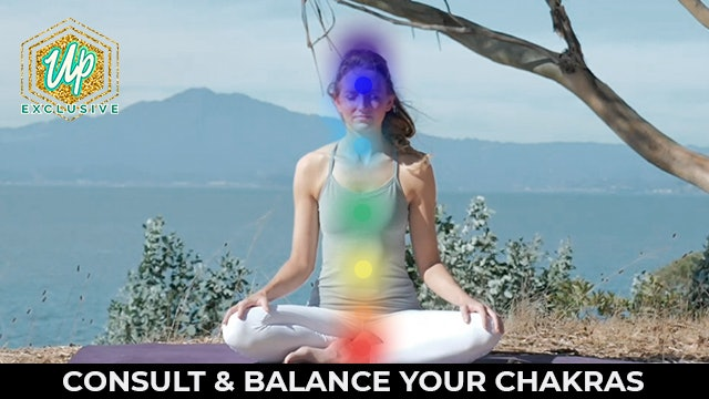 Consult & Balance Chakra Meditation - 12 mins