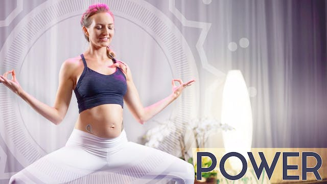 Access Your Power (35 min) - High Intensity | Vinyasa