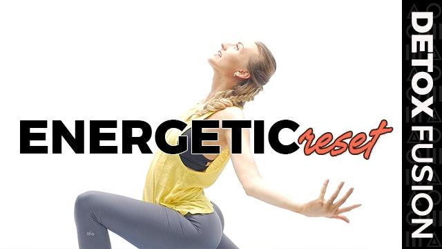 Day 8 - Reset Your Energy | Yoga + Meditation (Gentle Vinyasa + Powerful Kundalini - 20-Min)
