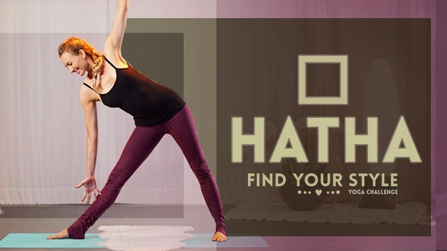 Hatha Yoga (30-Min) | (All Levels)