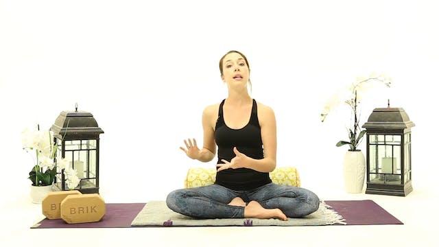 E.5.5 Yin: Chakras & Meridiens