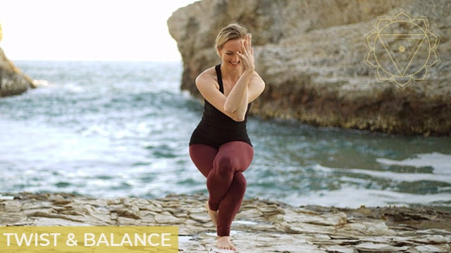 [NEW] Twist and Balance Flow - 40