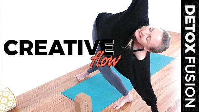 Day 9 - Creative Hips & Hamstrings Yoga Sequence | Yin + Vinyasa (40-Min)