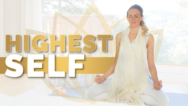 [NEW] Meditation to Connect with Your Highest Self -  20min
