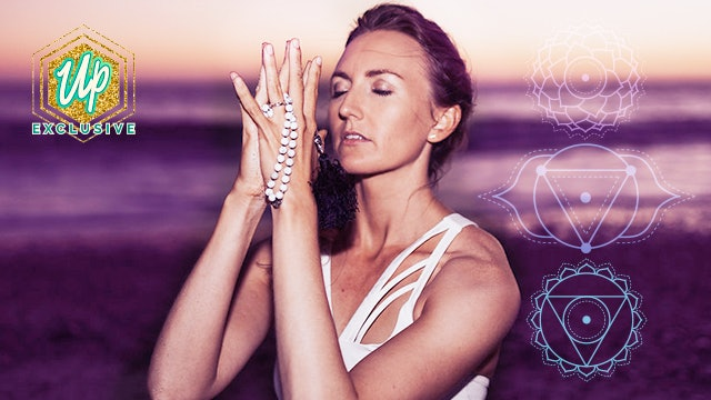 [NEW] Kundalini Yoga for Elevation (Chakras 5, 6, 7) - 30Min