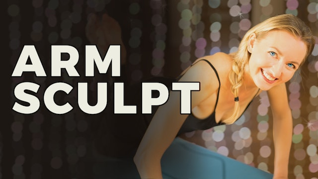 Yoga Sculpt - Arms
