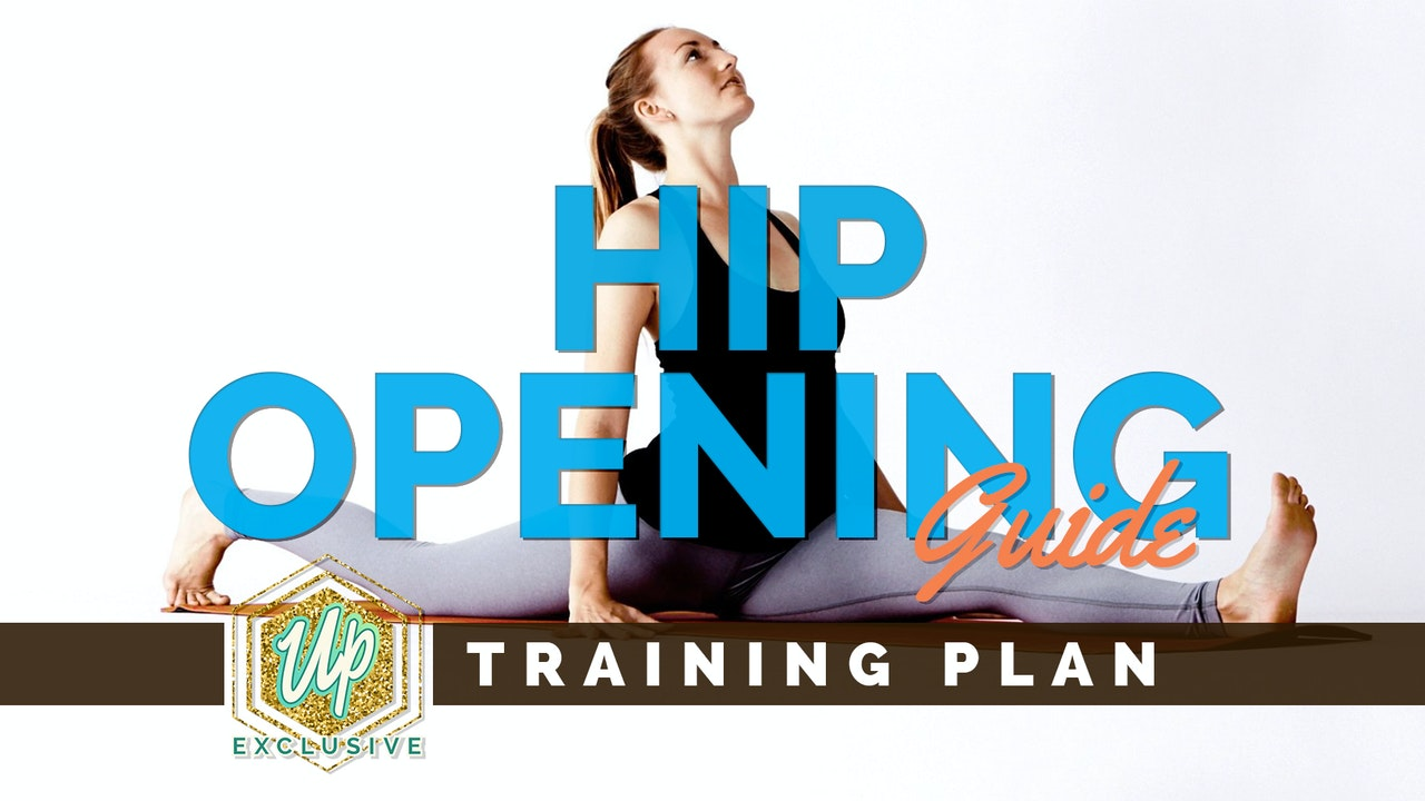 Hip Opening Training Plan