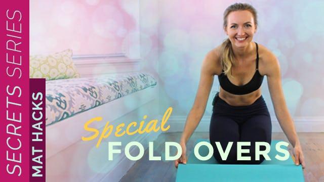 Yoga Secrets: Mat Hacks