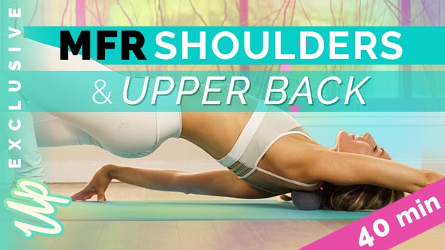 [Member-Only] Self-Massage w/ Ball Rolling: Shoulders and Upper Back