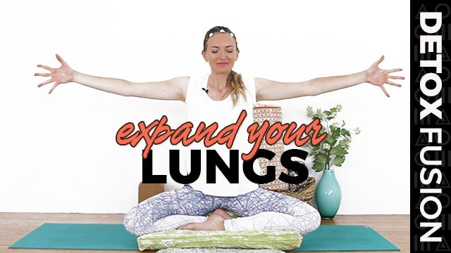 Day 18 - Yoga for Your Lungs | Kundalini Kriya | Expand Your Lung Capacity | Enter a Deep Meditative State (45-Min)