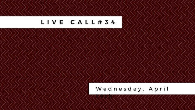 Live Call # 34: Balasana| Ardha Matsy...