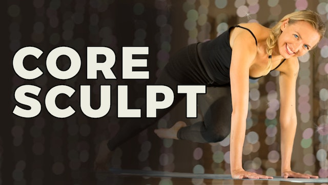 Yoga Sculpt - Core