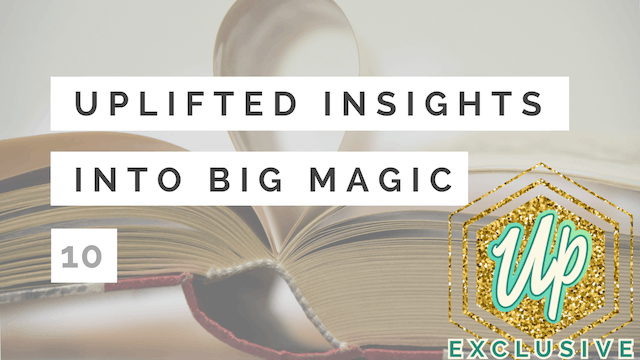 [Member Only] Uplifted Insights into ...