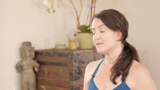 E.11.1 Behind the Scenes on Teaching Yoga: Kristin Leal