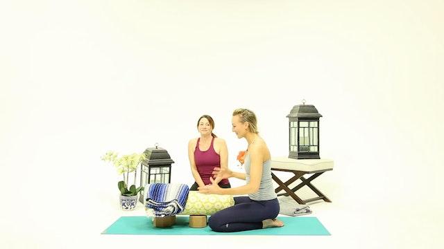 E.6.2 Teaching Restorative Yoga