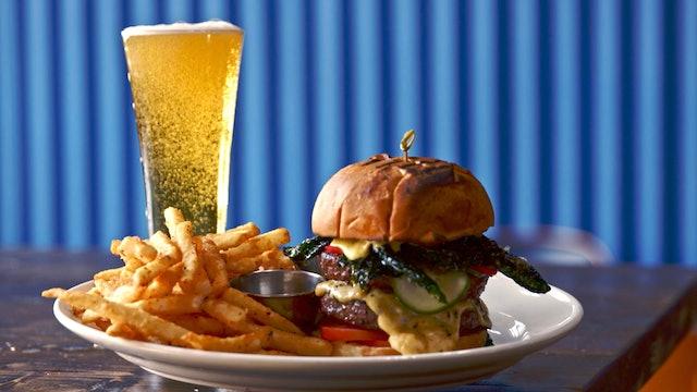 Burgers and Beers: Della Kolsch