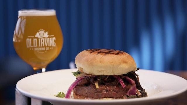 Burgers and Beers: Beezer Double IPA