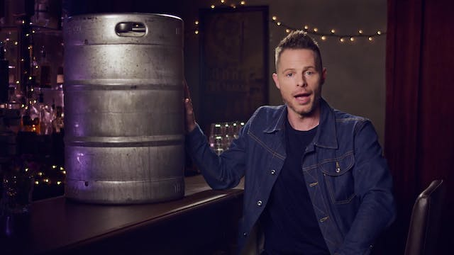 Drinktionary: K is for Keg