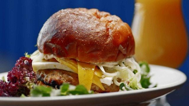 Burgers and Beers: Milkshake Headache Double IPA