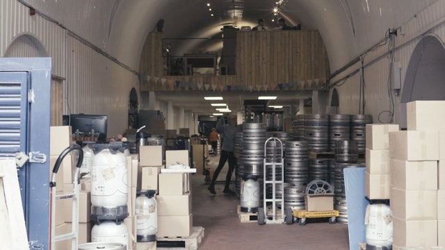 BeerGeek Bucket List - The Kernel