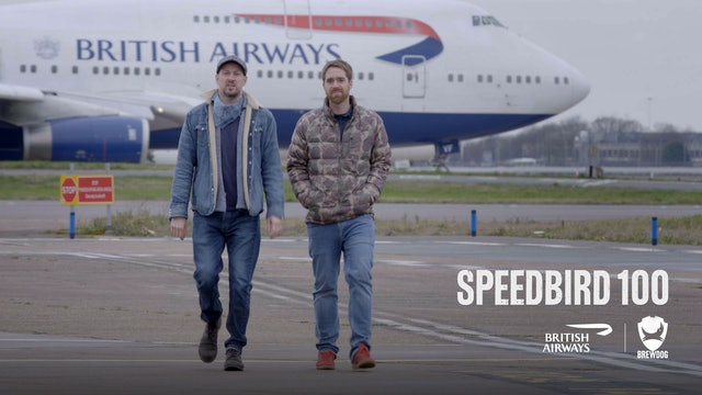 The BrewDog Show: Speedbird 100