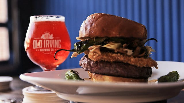 Burgers and Beers: Montrosé