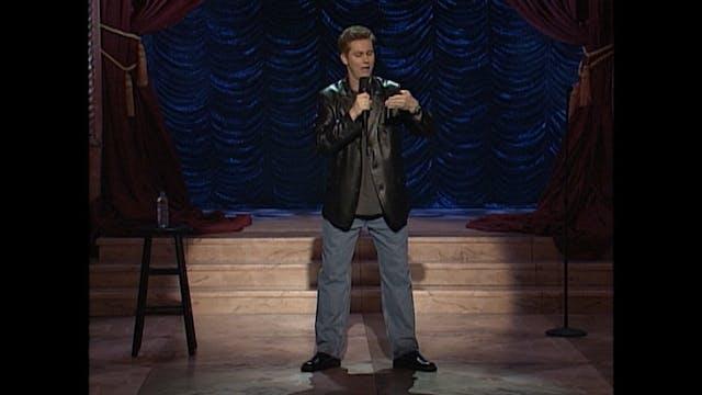 Brian Regan - Standing Up - Extra - Comedy Central Presents: Brian Regan