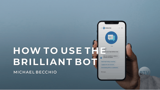 How to Use the Brilliant Bot