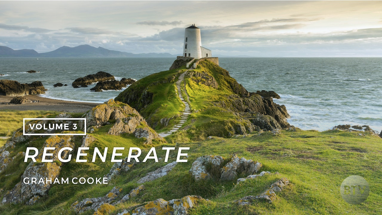 REGENERATE Volume 3 - God is Our Safeguard and Security