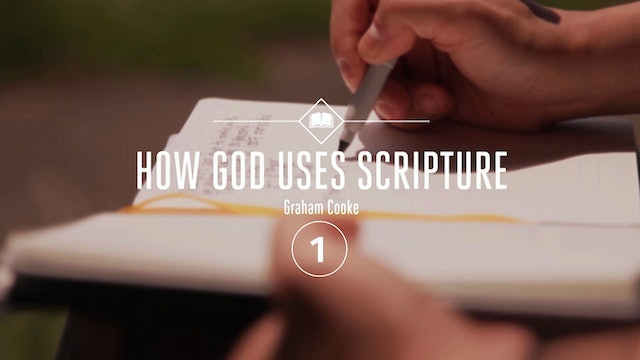 How God Uses Scripture - Episode 1: The Prophecy of Scripture