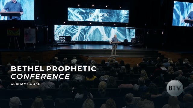 Bethel Prophetic Conference 2020