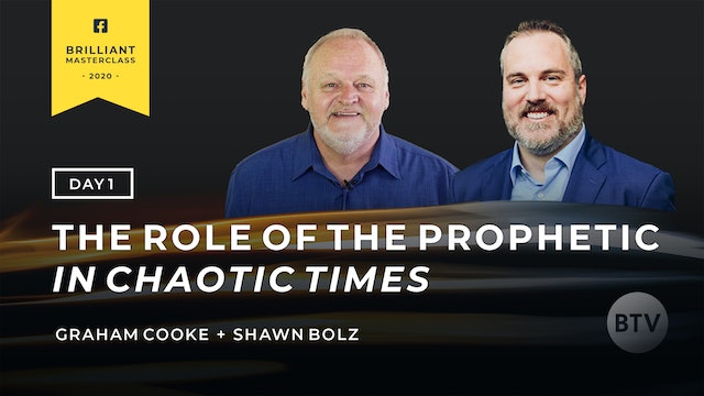 DAY 1: The Role of The Prophetic In Chaotic Times