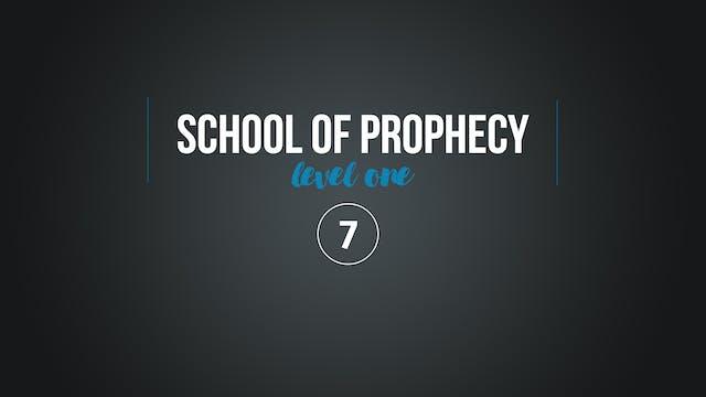 School of Prophecy Level One: The Pow...