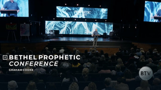 Bethel Prophetic Conference 2020 - Session 2
