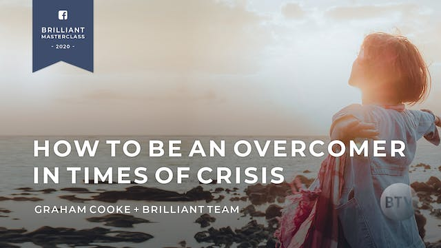 3 Day Challenge - How To Be An Overcomer In Times Of Crisis