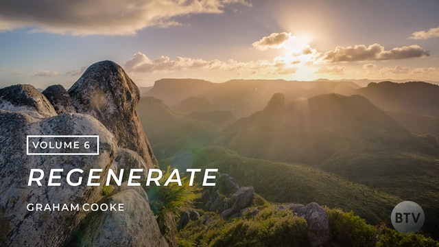 REGENERATE Volume 6 - Turning a Setback into a Comeback