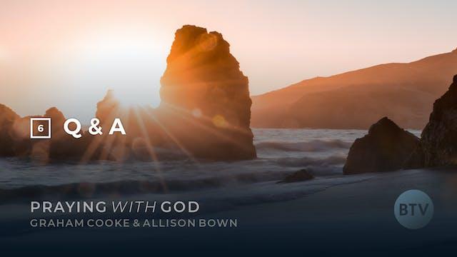 Praying With God: Q & A