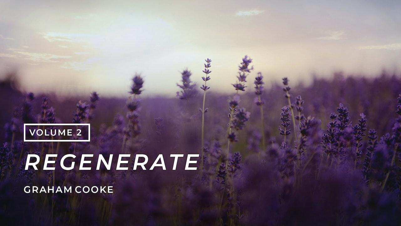 REGENERATE Volume 2 - The Beauty of Abiding in Weakness