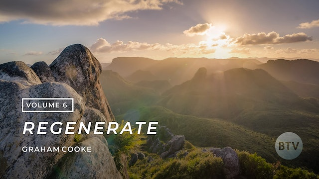 REGENERATE Volume 6 – Turning a Setback into a Comeback
